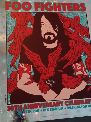 Foo_fighters_20th_anniversary_print_fireworks_foil_variant-jermaine_rogers-screenprint-trampt-248814m