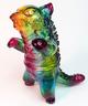 Kaiju Negora rainbow style custom