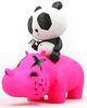 Cacooca Panda - Pink Hippo