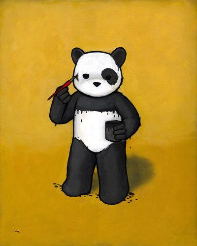 Everybody_loves_panda-luke_chueh-acrylic-trampt-250564m