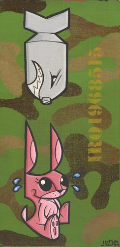 Bunny_and_the_bomb_2-joe_ledbetter-acrylic-trampt-250822m