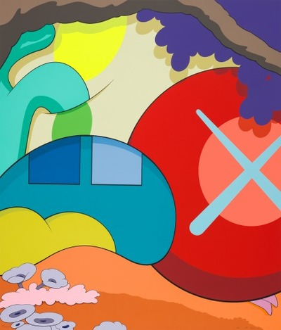Should_should_know_i_know-kaws-screenprint-trampt-251647m