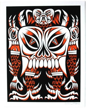 Death_dawg_screenprint-cometdebris_koji_harmon_martin_ontiveros-screenprint-trampt-252093m