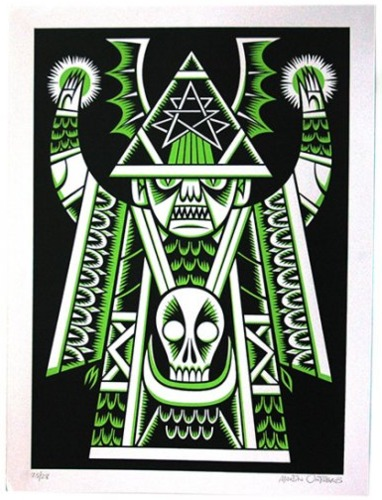 Hieronymous_the_conjuror_screenprint-martin_ontiveros-screenprint-trampt-252110m