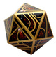 20 Sided XL Gaming Dice Dunegold