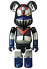 BE@RBRICK 200% Great Mazinger  (plated version)