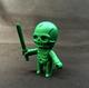 Skulltula Gaikotyu (Swordsman) (Army Green)