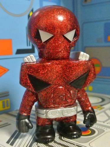 Nibbler_glitter_ranger_red-onell_design_matt_doughty_rampage_toys_jon_malmstedt_the_tarantulas-nibbl-trampt-254630m