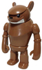 Knuckle Bear Robo / Brown