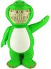 BARNEY GRIN - JPS Bubble B-Rex Grin Player 1 ( JPS EDITION ) ( Normal Grin )