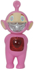 Telegrinnies Pink ( JPS Edition ) normal edt - number 61-200 red chest cover