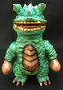 Eregabu Hedogon (RAMPAGE TOYS CUSTOM / yellow-green molding)