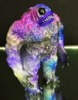 Glow in the dark Kaiju Rhaal (Multi Metallic spray)