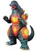 Destoroyah version Godzilla (roar version)