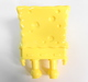 Spongebob_squarepants_yellow_molded__unpainted-nickelodeon_stephen_hillenburg-spongebob-secret_base-trampt-257532t