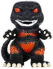"Godzilla 6"" - burning Godzilla ( GTS Distribution Exclusive )"