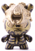 YEAR OF THE GOAT DUNNYS - GOLD SKULL HEAD