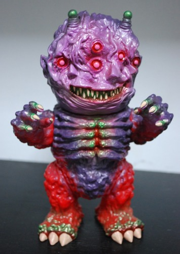 Mvh_alien_hunter_dx_-_rampage_1-off_-_ol_pink_eyes-rampage_toys_jon_malmstedt-darkside_hunter_x-trampt-259853m