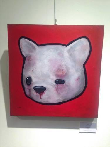 Battered-luke_chueh-acrylic-trampt-260358m