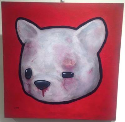 Battered-luke_chueh-acrylic-trampt-260359m