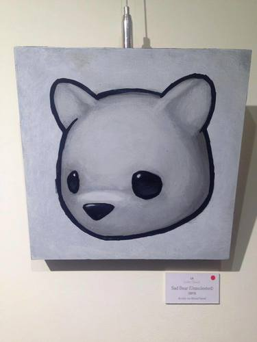 Sad_bear_unmolested-luke_chueh-acrylic-trampt-260366m