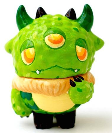 Nemuke_kaiju-hikari_bambi_monster__boogie_productions_yoshihiko_makino-nemuke-max_toy_company-trampt-260969m