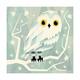 """Snowy Owl"" Print"
