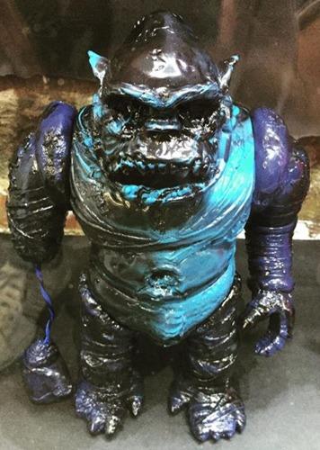Mecha_gorilla-ju_itamu_one-off-pushead_yasuaki_hirota-mecha_gorilla-ju-hirota_saigansho-trampt-261489m