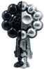 Rumbbell Dissected - Black/Silver