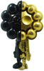 Rumbbell Dissected - Black/Gold