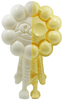 Rumbbell Dissected - White/Yellow