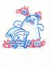 Crustacean Dance! Print