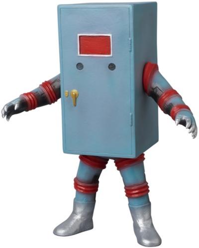 Locker man from robot detective Locker Man by Is