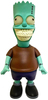 The Simpsons Tree House of Horror Bart Grin - 141-400: Bone Grin, GID eyes ( JPS Exclusive )