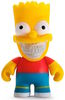 "3"" The Simpsons : Bart Grin"