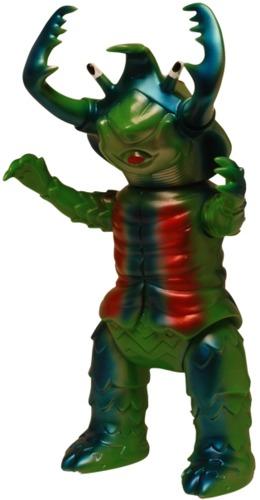 Marsan_soft_monster_series_of__antler_450_showa_90_edition_green_pewter_version-marusan_tsuburaya-an-trampt-263000m