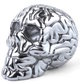 Mini Skull Brain - Chrome edition
