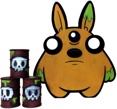 Toxic_chunky_bun-kill_taupe-acrylic-trampt-263913m