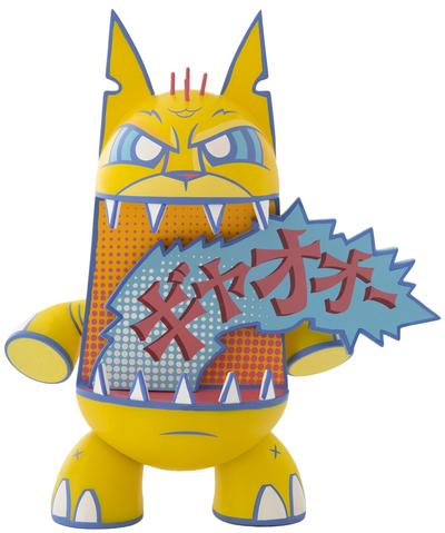 Crazy-catzilla-joe_ledbetter-fire_cat-self-produced-trampt-265483m