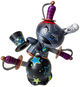 Sword Swallower Dunny