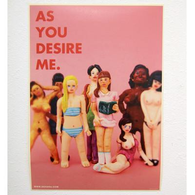 Womens_body_in_la_poster_as_you_desire_me-yukinori_dehara-gicle_digital_print-trampt-266042m