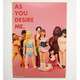 Women's Body in L.A. Poster (As You Desire Me)