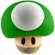 Mushroom Grin - Green
