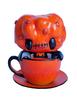 Custom Vinyl Mini Tea - Pumpkin
