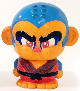 Monkey_kung_fu_chubs_-_shao_lu_-_clear_blue_gid-jerome_lu-monkey_kung_fu_chubs-mana_studios-trampt-266721m
