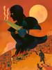 """The Road Warrior"" Print"