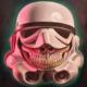 Stormtrooper Grin