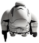 Aren't you a little tubby for a Stromtrooper?