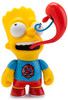 "6"" The Simpsons : Kenny Scharf Bart"
