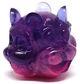 Four Faced Gummy Head - Bubblegum Swirl